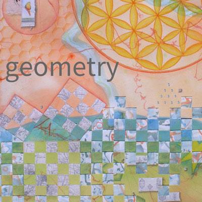 Kathleen O'Brien Sacred Geometry art portfolio