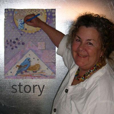 Kathleen O'Brien a short story about being an artist