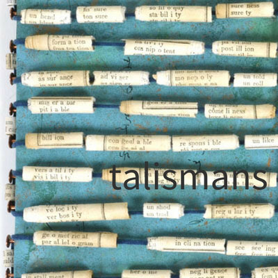 "Kathleen O'Brien ""Talismans"" art portfolio"